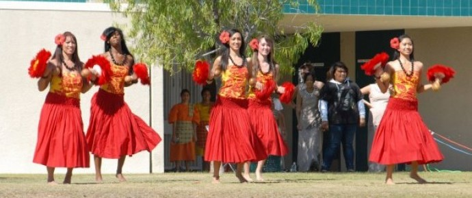 Hawaiian Dance Group - Family Spring Expo